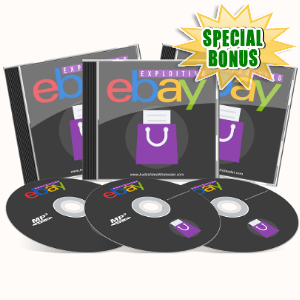 Special Bonuses - June 2017 - Exploiting eBay Audio Pack