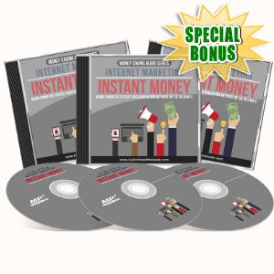 Special Bonuses - June 2017 - Instant Marketing Instant Money Audio Pack