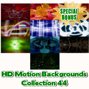 Special Bonuses - June 2017 - HD Motion Backgrounds Collection 44