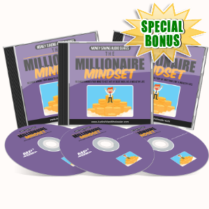 Special Bonuses - June 2017 - The Millionaire Mindset Audio Pack