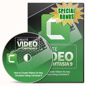 Special Bonuses - June 2017 - Create Video With Camtasia 9 Advanced Part 1