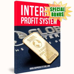 Special Bonuses - June 2017 - Internet Profit System