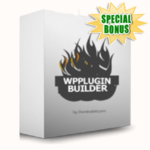 Special Bonuses - June 2017 - WP Plugin Builder Software