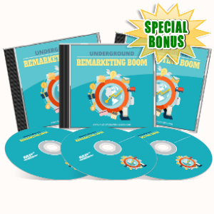 Special Bonuses - June 2017 - Underground Re-Marketing Boom Audio Pack