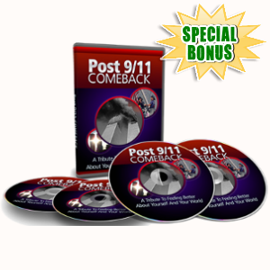 Special Bonuses - June 2017 - Post 911 Comeback Audio/Video