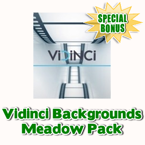 Special Bonuses - June 2017 - Vidinci Backgrounds - Meadow Pack