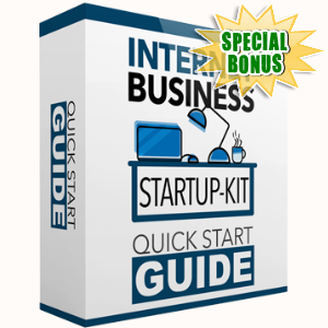 Special Bonuses - June 2017 - Internet Business Startup Kit Pack