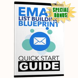 Special Bonuses - June 2017 - Email List Building Gold Pack