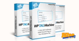 WP Tag Machine Review and Bonuses