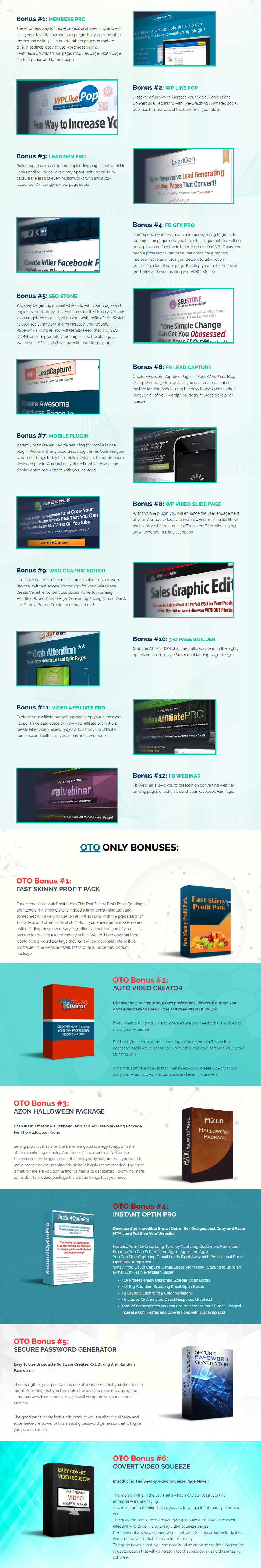 SimplyViral Bonuses