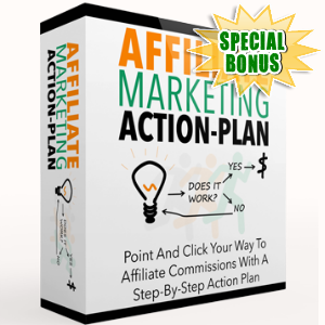 Special Bonuses - July 2017 - Affiliate Marketing Action Plan Gold Upgrade Pack