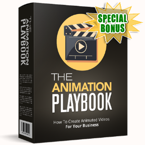 Special Bonuses - July 2017 - The Animation Playbook Video Series