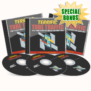 Special Bonuses - July 2017 - Terrific Tube Traffic Audio