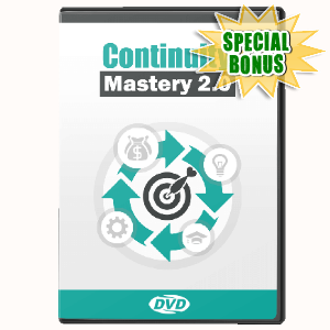 Special Bonuses - July 2017 - Continuity Mastery 2.0 Advanced Video Series