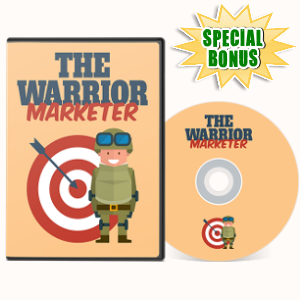Special Bonuses - July 2017 - The Warrior Marketer Video Series