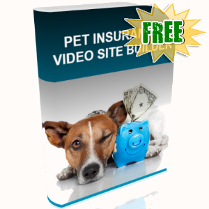 FREE Weekly Gifts - August 7, 2017 - Pet Insurance Video Site Builder Software