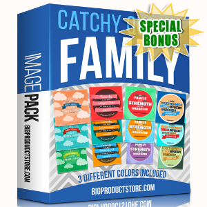 Special Bonuses - August 2017 - Catchy Viral Quotes - Family