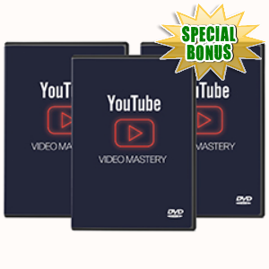 Special Bonuses - August 2017 - YouTube Video Mastery Video Series Pack
