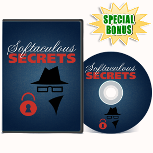 Special Bonuses - August 2017 - Softaculous Secrets Video Series Pack
