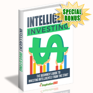 Special Bonuses - August 2017 - Intelligent Investing