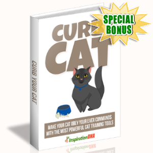 Special Bonuses - August 2017 - Curb Your Cat