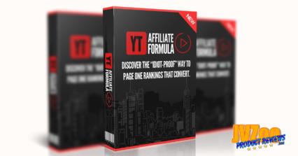 YT Affiliate Formula Review and Bonuses
