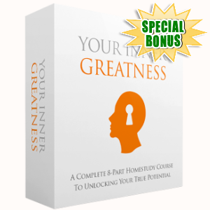 Special Bonuses - September 2017 - Your Inner Greatness