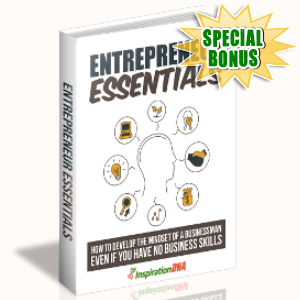 Special Bonuses - September 2017 - Entrepreneur Essentials