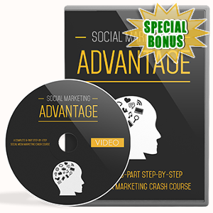 Special Bonuses - September 2017 - Social Marketing Advantage Video Upgrade Pack