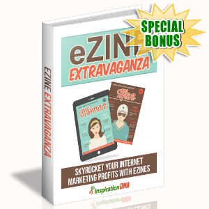 Special Bonuses - September 2017 - ezine Extravaganza