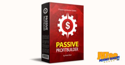 Passive ProfitBuilder Review and Bonuses