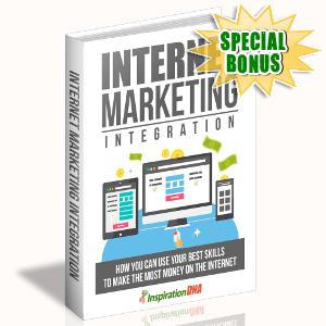 Special Bonuses - October 2017 - Internet Marketing Integration