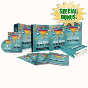 Special Bonuses - October 2017 - The Sales Funnel Playbook Video Series Pack