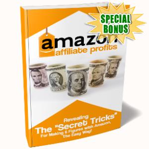 Special Bonuses - October 2017 - Amazon Affiliate Profits Training Guide Pack