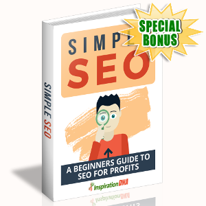 Special Bonuses - October 2017 - Simple SEO