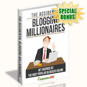 Special Bonuses - October 2017 - The Accidental Blogging Millionaires