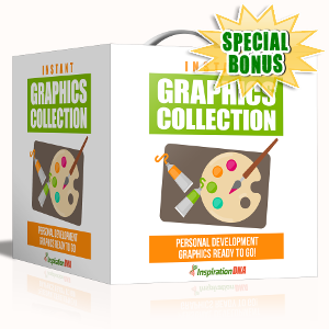 Special Bonuses - October 2017 - Instant Graphics Collection Pack