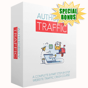 Special Bonuses - November 2017 - Authority Traffic