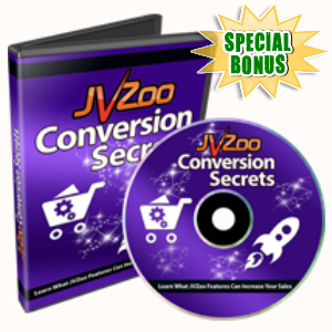 Special Bonuses - November 2017 - JVZoo Conversion Secrets Video Series Pack