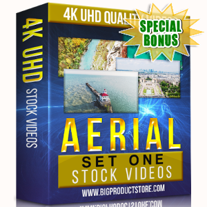 Special Bonuses - November 2017 - Aerial 4K UHD Stock Videos Part 1 Pack