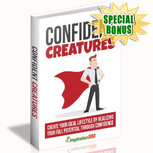 Special Bonuses - November 2017 - Confident Creatures
