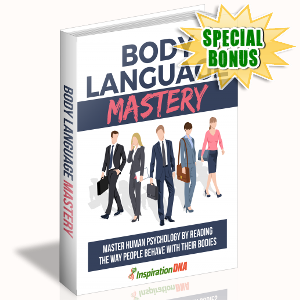 Special Bonuses - November 2017 - Body Language Mastery