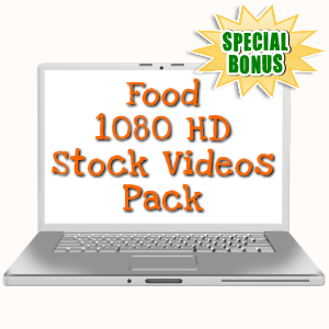 Special Bonuses - November 2017 - Food 1080 HD Stock Videos Pack