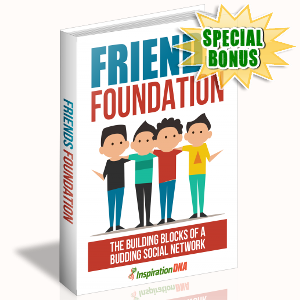 Special Bonuses - November 2017 - Friends Foundation