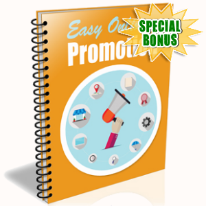 Special Bonuses - November 2017 - Easy Online Promotion
