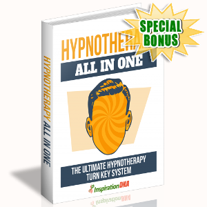 Special Bonuses - November 2017 - Hypnotherapy All In One
