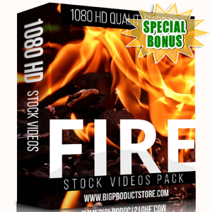 Special Bonuses - November 2017 - Fire 1080 HD Stock Videos Pack