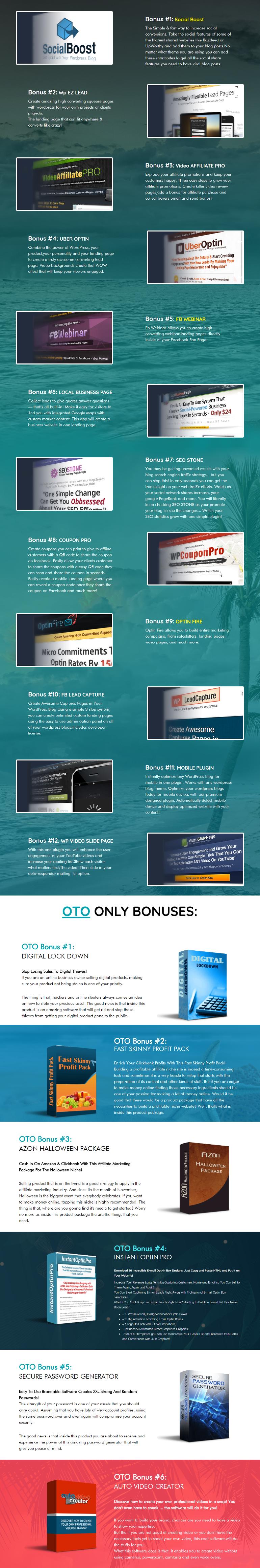 SyVid Bonuses