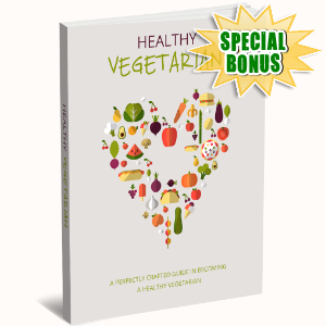 Special Bonuses - December 2017 - Healthy Vegetarian