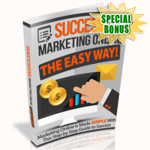 Special Bonuses - December 2017 - Successful Marketing Online The Easy Way